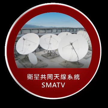 衛星天線系統 | SMATV